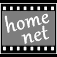 HomeNet Local Media Server logo