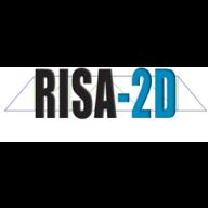 RISA-2D logo