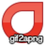 GIF to APNG logo