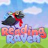 Reading Raven logo
