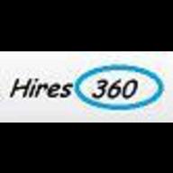 Hires360 logo