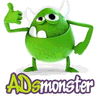 ADsmonster logo