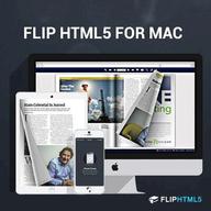 Flip HTML5 logo
