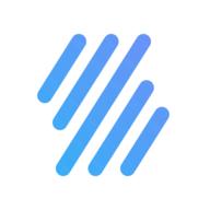 Flat logo