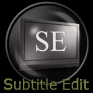 Subtitle Edit logo