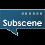 Subscene logo