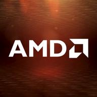 AMD Overdrive Utility logo