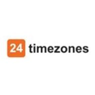 24 Time Zones logo