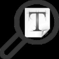 Font Finder logo