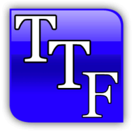AMP Font Viewer logo