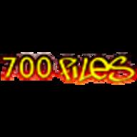 700 files logo