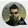 Deus Ex GO logo