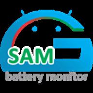 GSam Battery Monitor logo