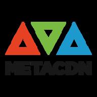 MetaCDN logo