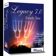 Legacy Family Tree logo