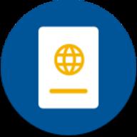 Visa List logo