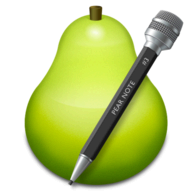 Pear Note logo