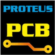 Proteus PCB design logo