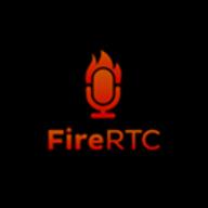 FireRTC logo