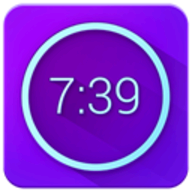 Neon Alarm Clock logo
