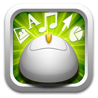 Mobile Air Mouse logo