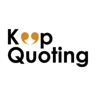 Keep Quoting logo