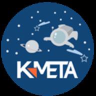 K-meta logo
