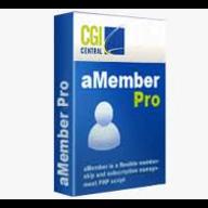 aMember Pro logo
