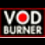 VodBurner logo