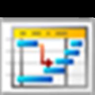 OrgBusiness Gantt Chart logo