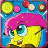 Bubble Shooter Candy Saga logo