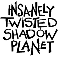 Insanely Twisted Shadow Planet logo