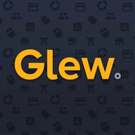 Glew.io logo