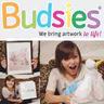 Budsies Selfies logo