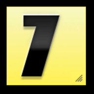 7 Sticky Notes logo
