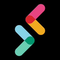 Actions from Slack logo