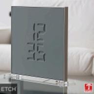 Etch Clock logo