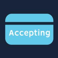 Accepting logo