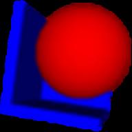 Misfit Model 3D logo