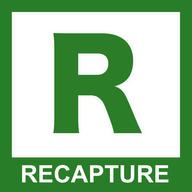 Recapture logo