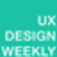 UX Design Weekly logo