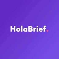 HolaBrief Beta logo