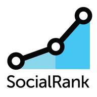 SocialRank logo