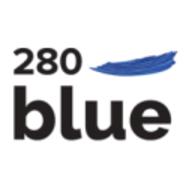 280Blue logo