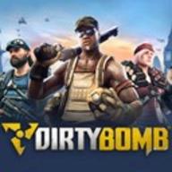 Dirty Bomb logo