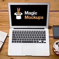 Magic Mockups logo