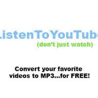 ListenToYouTube logo