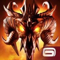Dungeon Hunter 4 logo
