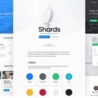 Shards UI Kit logo