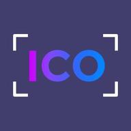 ICO Review DB logo